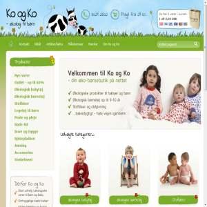 Ko og Ko - økologi til børn