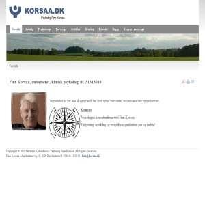 Krsaa - Psykologisk konsulent
