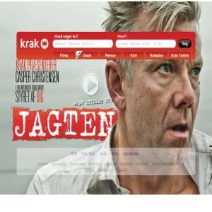 Krak.dk | Interaktivt kort over Danmark