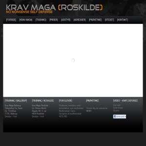 Krav Maga Roskilde