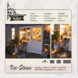 Kri-Stense - livsstilsbutik