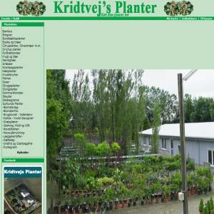 Kridtvejs Planter