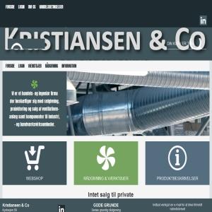 Kristiansen & Co Udsugningsanlæg