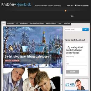 Kristoffer-hjerrild.dk