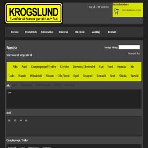Krogslund Autodele Odense