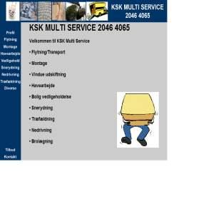KSK Multi Service
