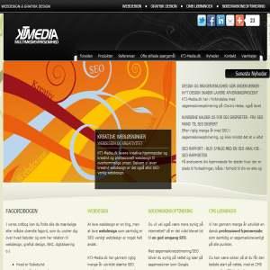 Professionelt webdesign til overkommelige priser - KTJ-Media.dk