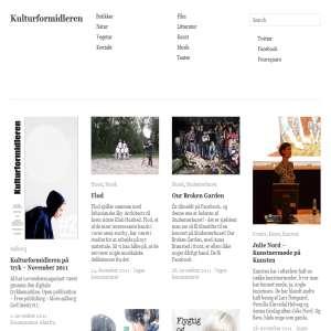 Kulturformidleren - Kulturen i Aalborg
