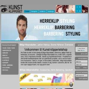 Kunst Klipperiet - Billige hårprodukter