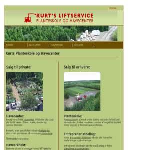 Klosterhede Plantage | Kurts Liftservice, Havecenter og Planteskole