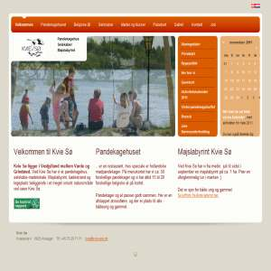 Kvie Sø - restaurant, selskabslokaler og camping