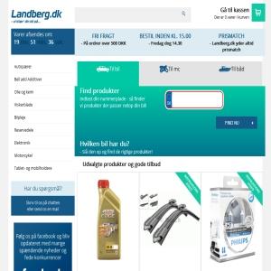 Landberg.dk - alle fortjerner en chiptuning