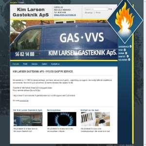 Kim Larsen Gasteknik ApS