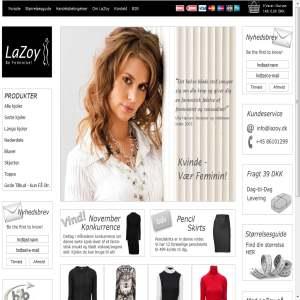 LaZoy webshop