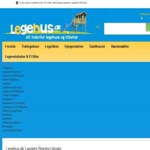 Legehus.dk
