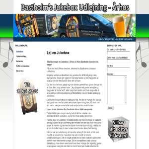 Jukebox Udlejning Århus