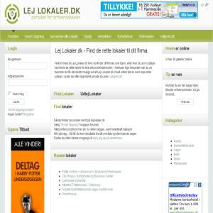Lej Lokaler.dk