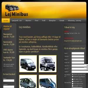 Lejminibus.dk