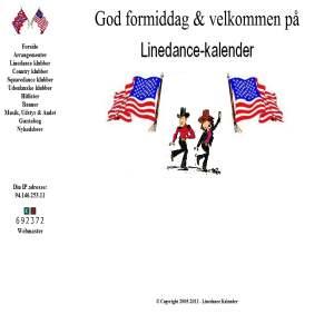 Linedance Kalender