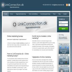 LinkConnection.dk - Internet marketing