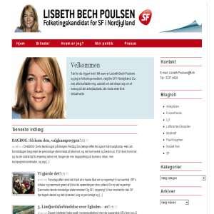 Lisbeth Bech Poulsen - SF