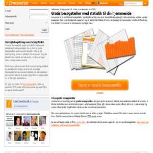 LiveCounter.dk