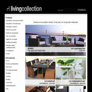 Living Collection - Havemøbler