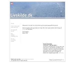 Livskilde.dk - Online clairvoyance