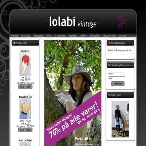 Lolabi Vintagetøj