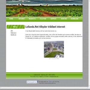 Lollands.Net - Din lokale internet udbyder