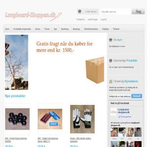 Longboard-shoppen.dk