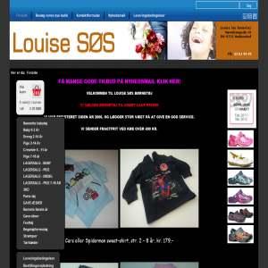Louise søs børnetøj