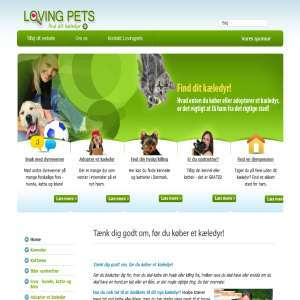 Lovingpets.dk
