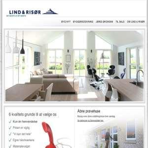Lind og Risør - Arkitekt Tegnestue