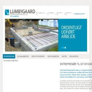 Lumbygaard Entreprenør