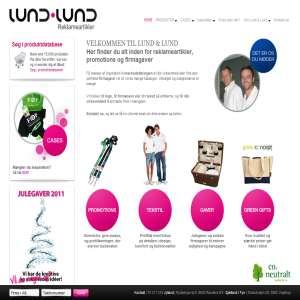 Lund & Lund Promotions og reklameartikler