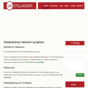 LW Stilladser