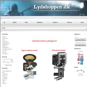 Lydshoppen.dk