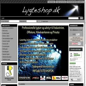 Lygteshop.dk