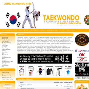 Lyseng Taekwondo Århus
