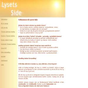 Lysets Side