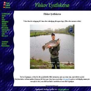 Filskov lystfiskersø
