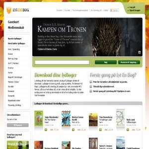 Lyt En Bog - Download af lydbøger