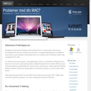 Mac, reparation hvor det passer dig