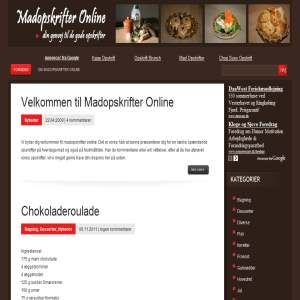 Madopskrifter Online