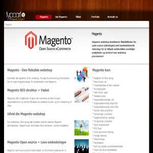 Magento designs