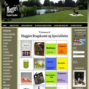 Maggies Brugskunst & Specialiteter