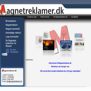 Magnetreklamer.dk
