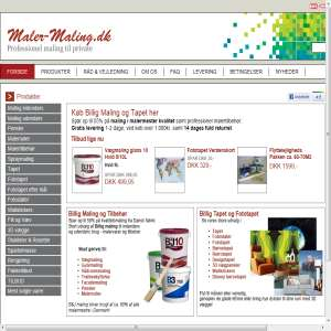 Maler-maling.dk