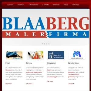 Malerfirma Blaaberg - Hasselager